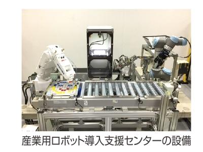 産業用ロボット導入支援