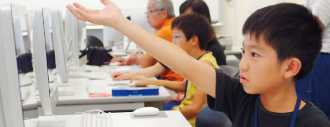 高度ICT人材育成事業イメージ