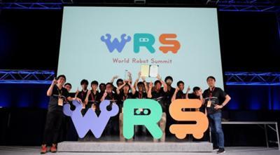 【九州工業大学】World Robot Summit 2018 優勝!! 経済産業大臣賞・日本ロボット学会賞 同時受賞